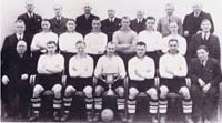 1939 Cup Winners at Shawfield