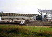 Broadwood continues to take shape in 1993