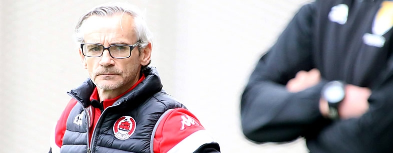 Q&A with Danny Lennon