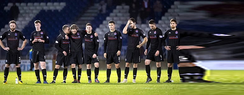 Inverness CT 0-0 Clyde (4-2 pens)